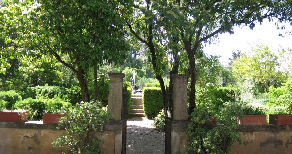 Die Gärten des Harmas von Jean-Henri Fabre@Harmas JH Fabre