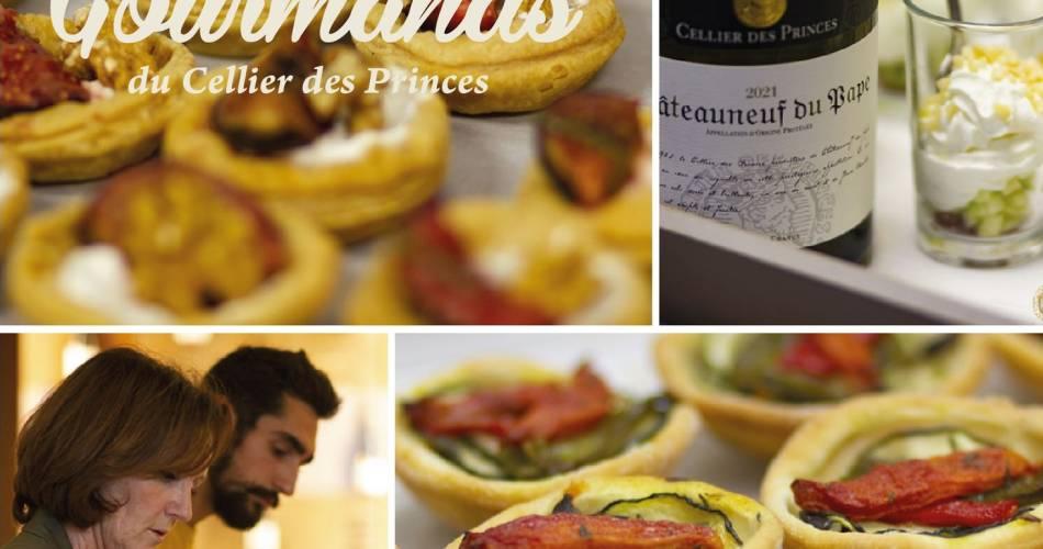 Gourmet Thursday at the cellier des Princes@© Cellier des Princes