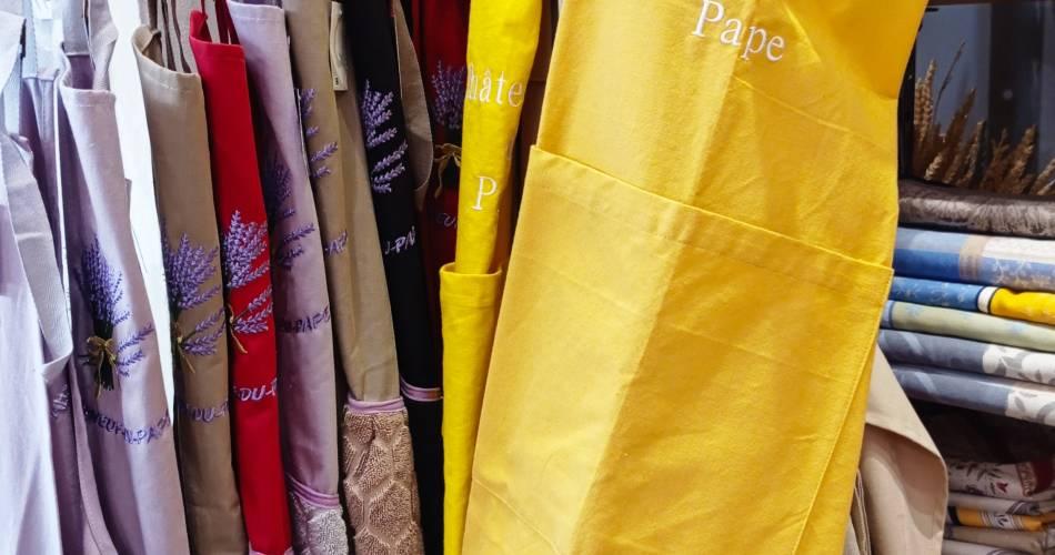 Boutique Souvenirs@©Châteauneuf du Pape Tourism