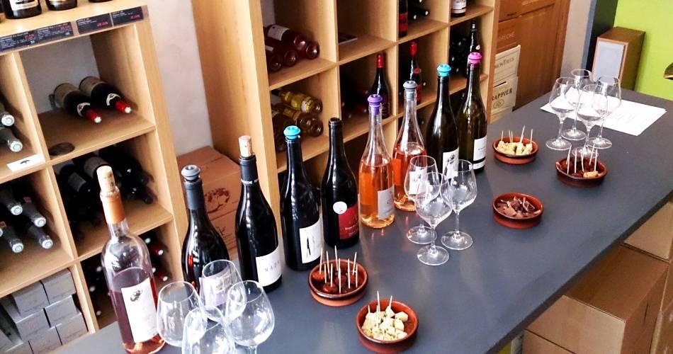 Les dégustations de l'Arbre à Vins@L'arbre à vin