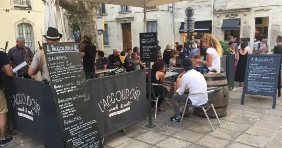 L'Accoudoir - Snack & Resto@Accoudoir