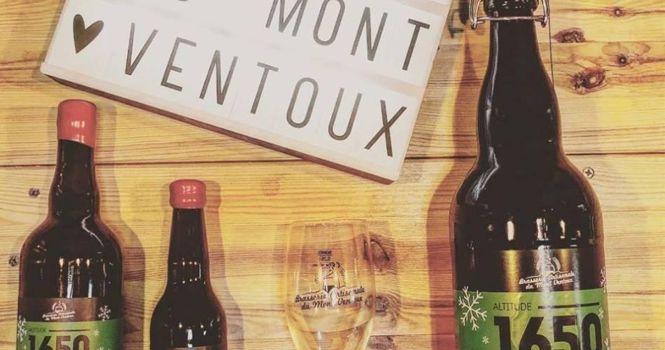 Brasserie Artisanale du Mont Ventoux (Brewery)@Brasserie Artisanale du Mont Ventoux