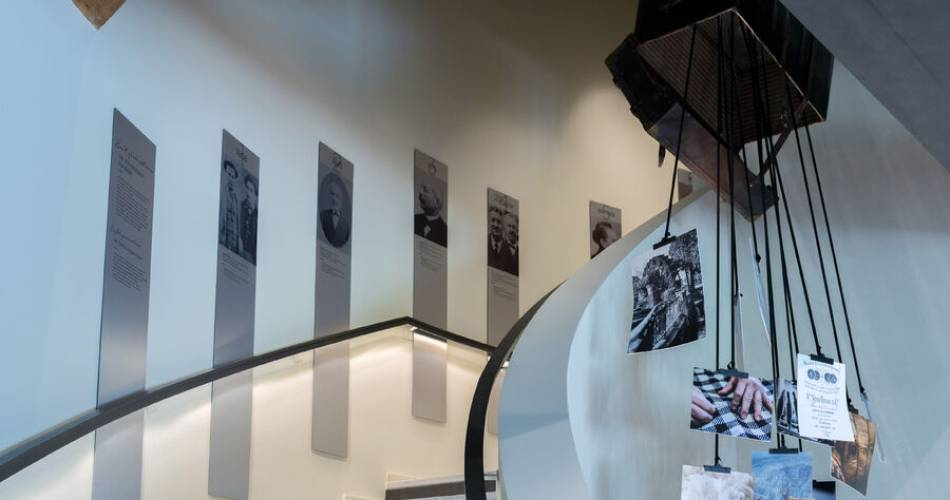 La Filaventure : musée sensoriel des fibres nobles Brun de Vian-Tiran@Musée Musée Brun de Vian Tiran