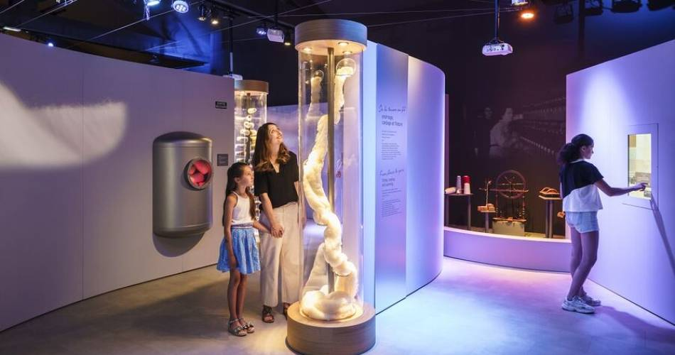 La Filaventure : musée sensoriel des fibres nobles Brun de Vian-Tiran@©lafilaventure