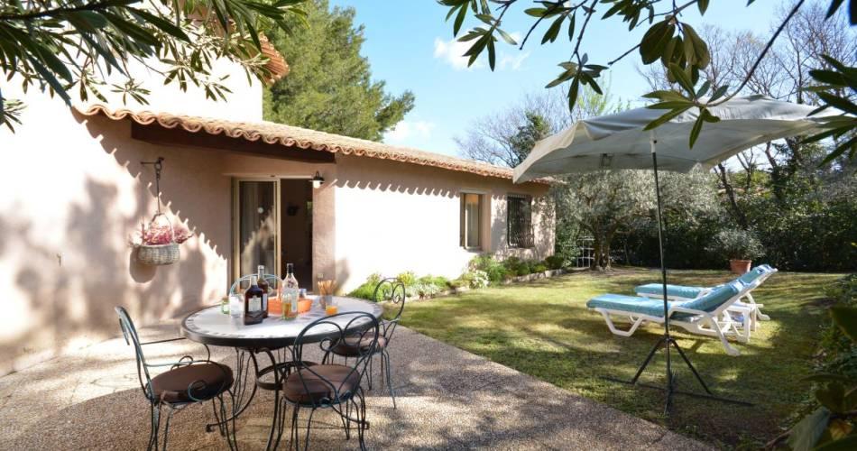 Villa les Pins@Gîtes de France Vaucluse
