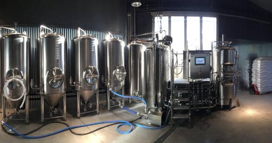 Brasserie La Déjantée (Brewery)@Jan HAK / Frédéric LHERMIE / Alain DEBEIR