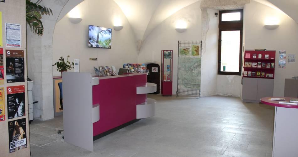 Bureau d'Information Touristique de Gordes@OT LCDP