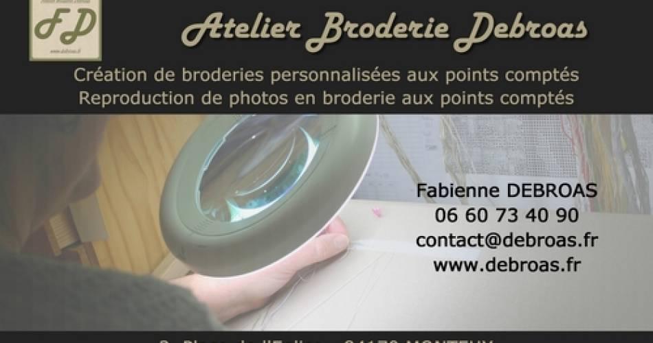 Atelier Broderie Debroas@F.Debroas