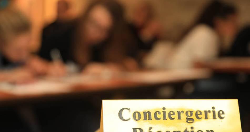 Hôtellerie du Domaine de Cabasse@