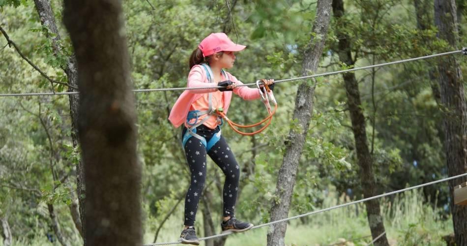Parcours aventure avec Forest Sensation@MJ Navarro