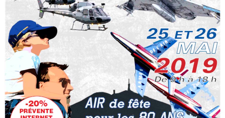 Meeting de l'Air d'Orange@Base Aérienne Caritat
