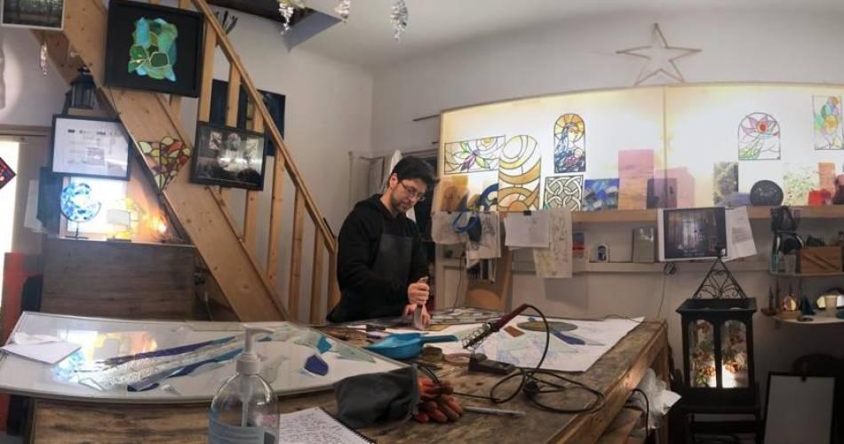 Studio Chefraled In Vitraux@Frédéric SCHENDEL