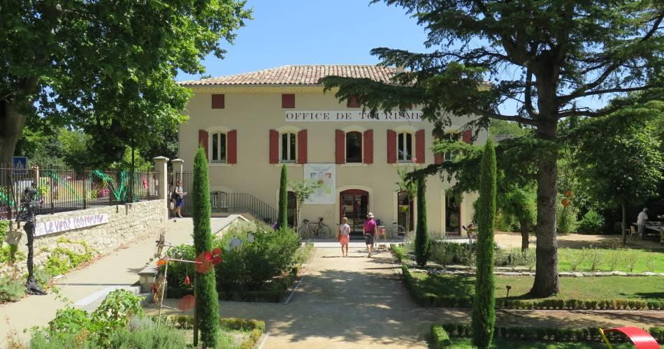 Office de Tourisme Communautaire Porte du Ventoux@J.Paturel