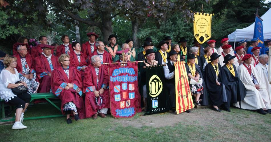 Ban des Vendanges des Côtes du Rhône@Droits gérés Colas Declerc - Ban des Vendanges