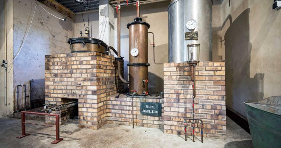 La Royère, Huile & Vin - Musée de l'Huile d'Olive@La Royère