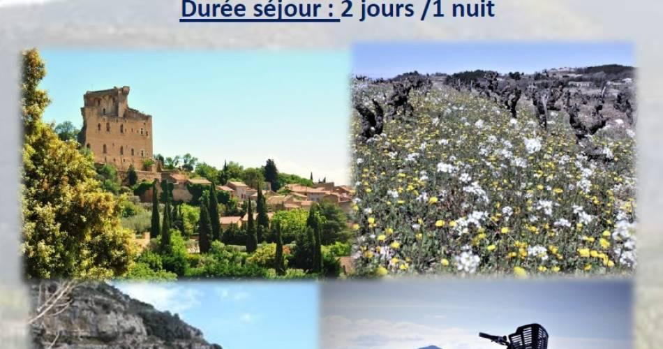 Un week-end en Provence: entre terroir et patrimoine@sun e-bike