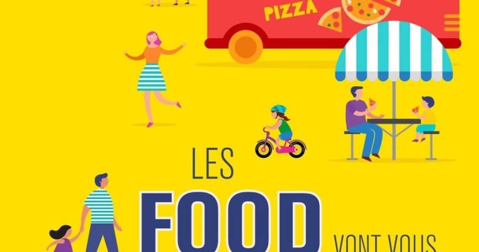 Le rendez-vous des Food Trucks de Villeneuve@