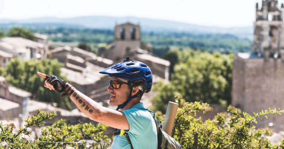 Cycling Around@Office de Tourisme Sud Luberon