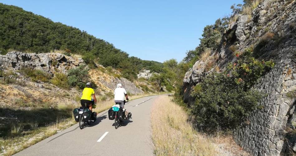 The Mediterranean by bike : Cavaillon > Apt- N°1@Gilles Rouland
