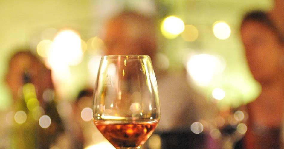 Sentier vigneron au Caveau de Beaumont du Ventoux@Caveau Beaumont du Ventoux