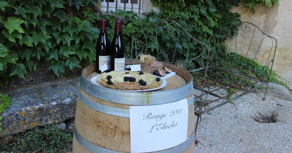 Accord gourmand vin & fromage au château Unang@J. King