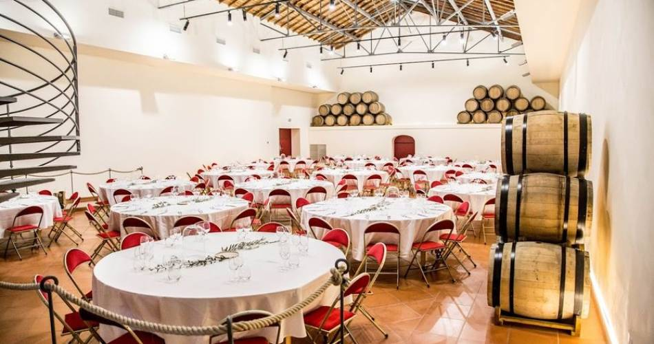 Atelier Vins et  Assemblage  au Pavillon Bouachon@©Pavillon Bouachon