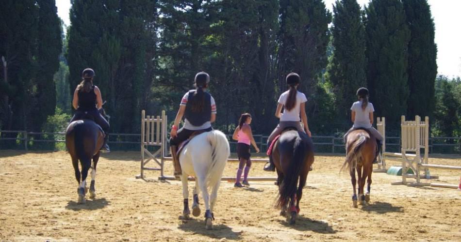 Centre équestre La Beaume@Centre equestre La Beaume