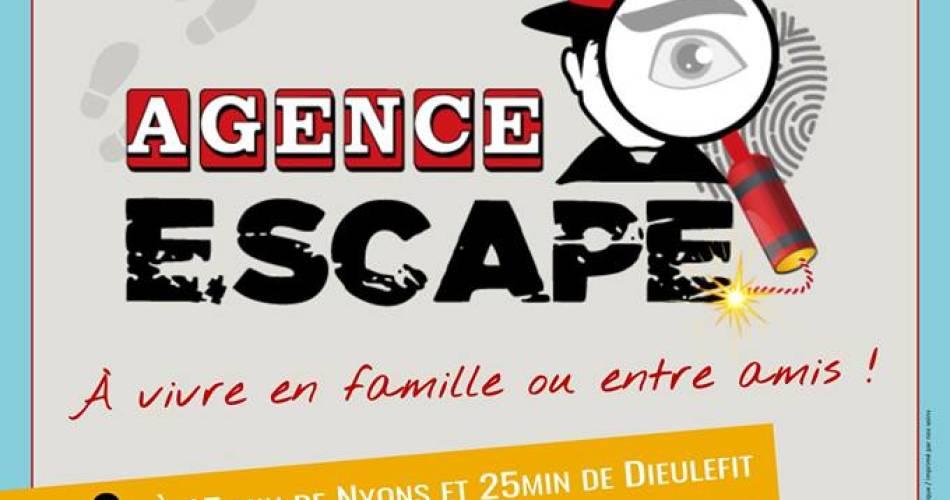 Agence E.SCAPE - Escape Game@DR