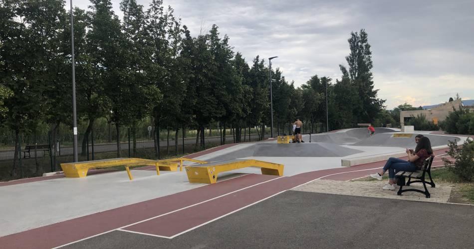 Skate Park@L'isle sur la Sorgue Tourisme