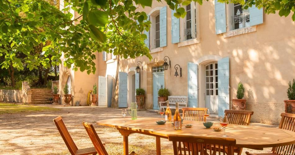 Les chambres d'hôtes du Château La Sable@Château La Sable