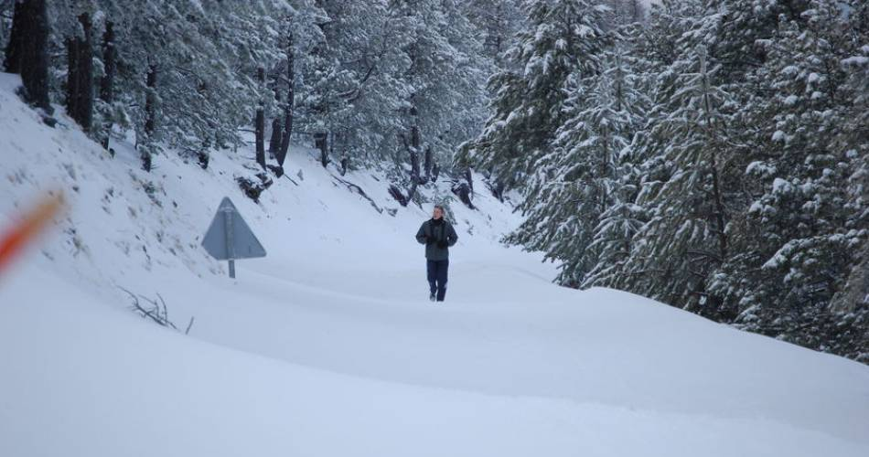 Activités hiver de la Station du Mont Serein@