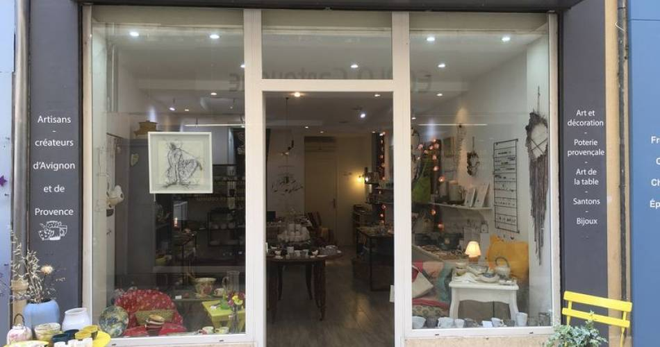 L'élémentaire - Boutique and gallery showing work by artisan-designers@©bony
