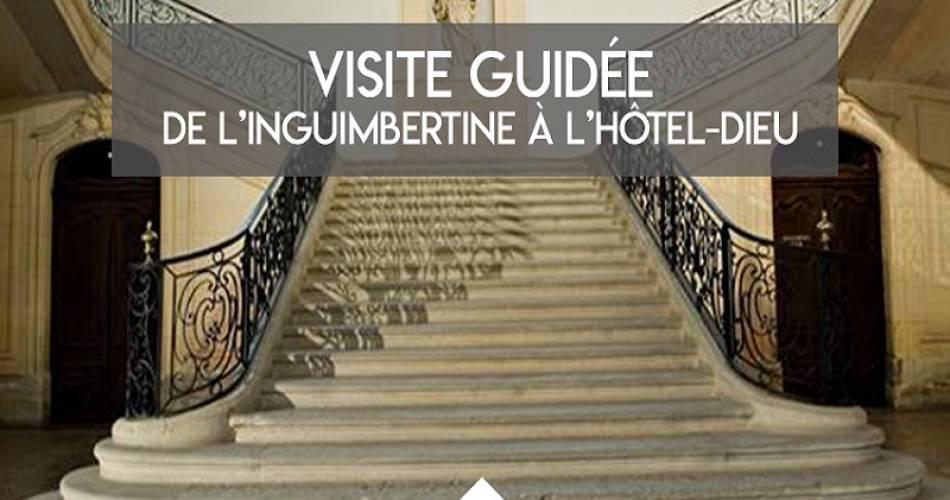 Visite guidée de la Bibliothèque-Musée@Bureau d'information touristique Carpentras
