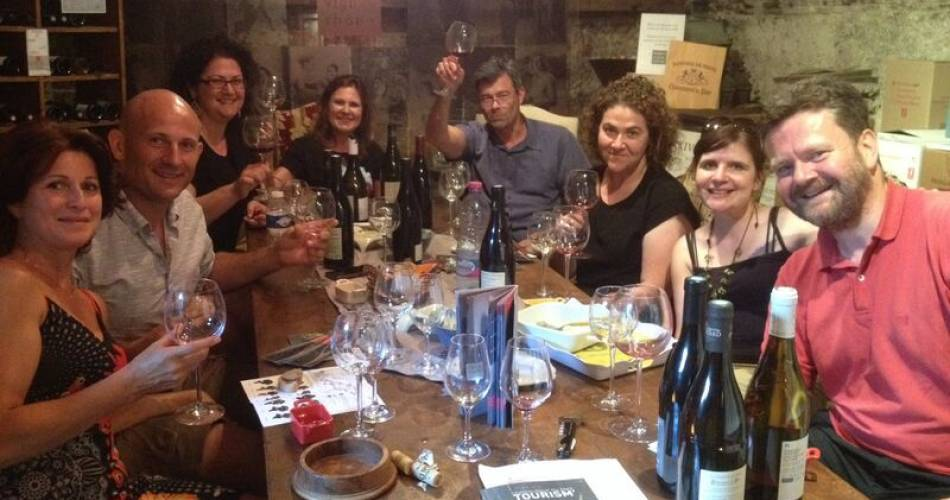 Apéro Fun au Wine B&B@Danièle Raulet Reybaud