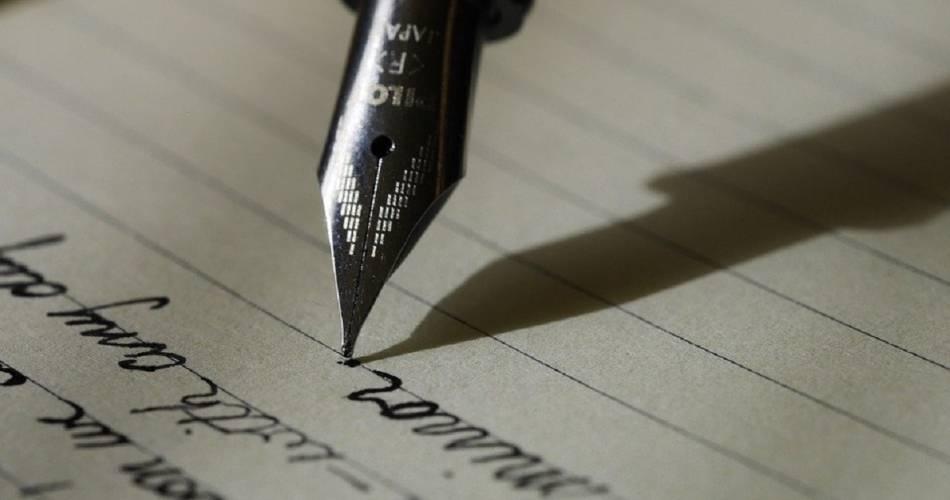 Atelier d'écriture créative@Pixabay