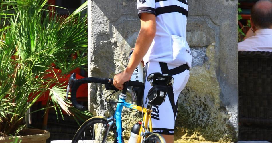 Cyclisme : Ascension du Mont-Ventoux depuis Malaucène@Alain Hocquel