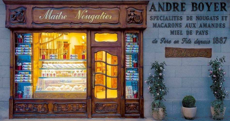Visite de la Nougaterie André Boyer@Nougaterie A. Boyer