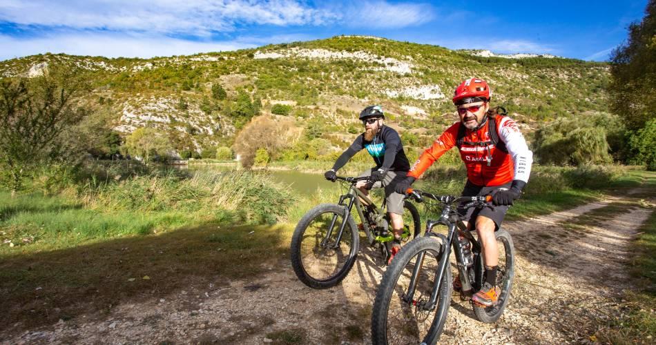 MTB trail - no. 4 - Tour of Pays de Sault - GPS@VPA Alain HOCQUEL
