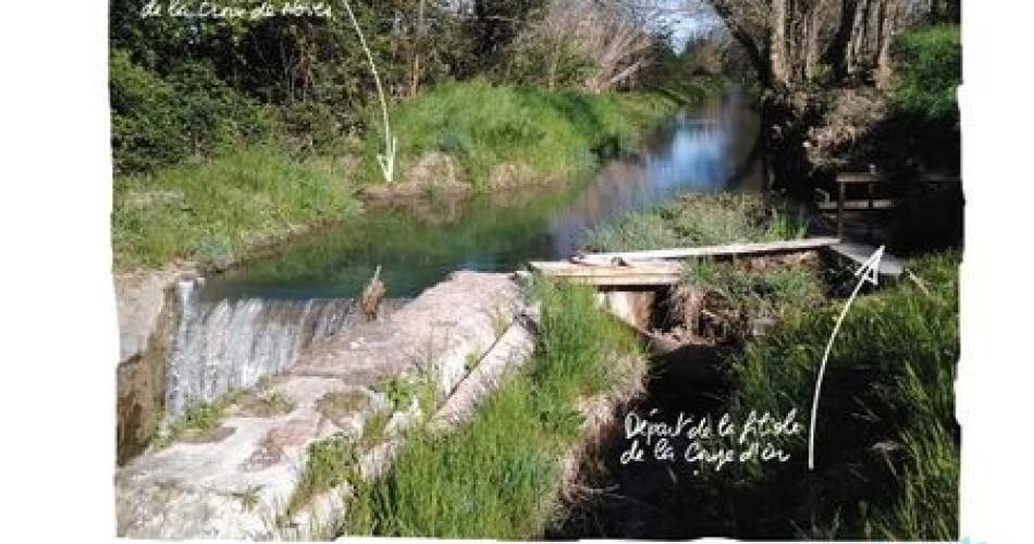 Canal Puy Itinerary@©Mairie d'Avignon