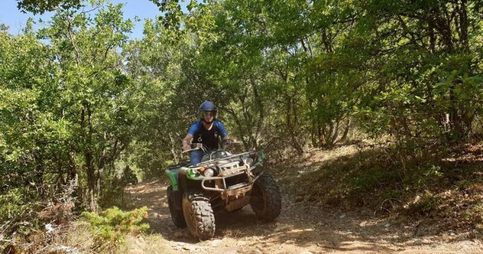 Location de quad avec Terr'aventure@C. Plantaz