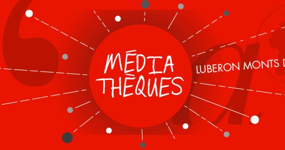 Médiathèques Luberon Monts de Vaucluse@Médiathèques LMV