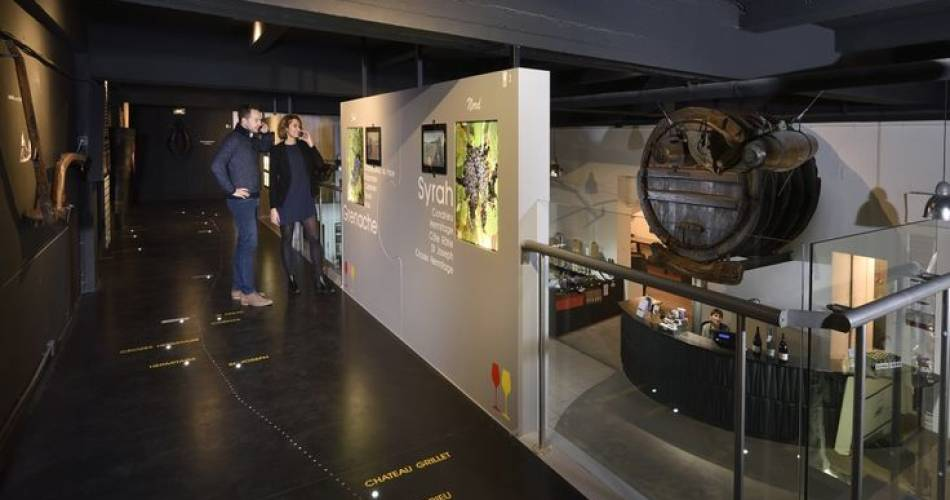 Food and wine pairings at the Wine Museum - Maison Brotte@©fabriceleseigneur