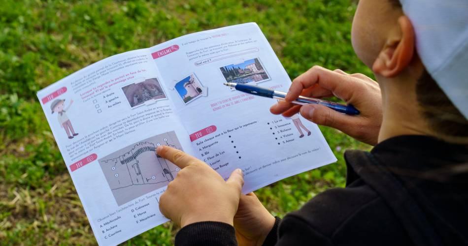 Visite Quizz :  Enquête en famille à Villeneuve lez Avignon@@MairieVLA