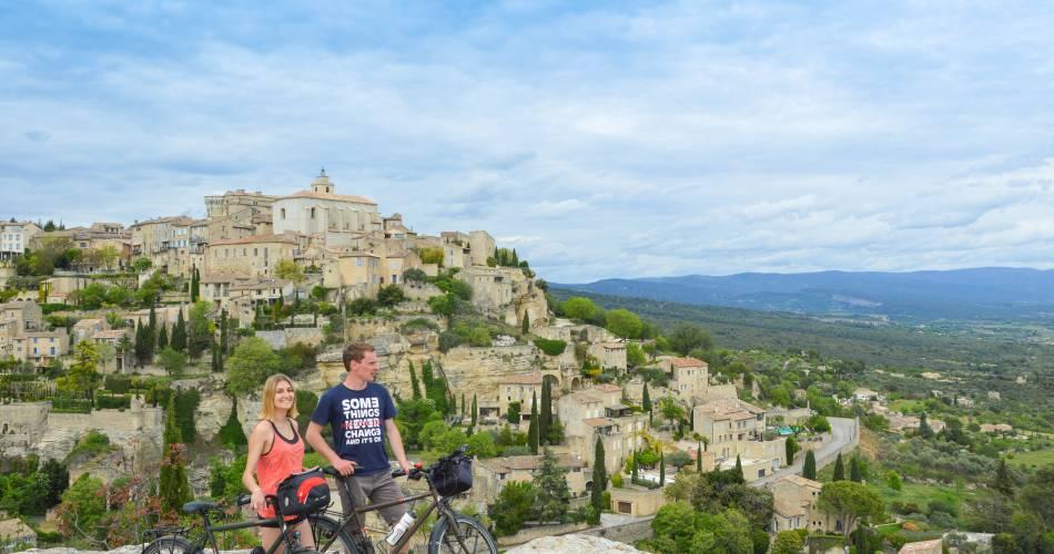33 - Gordes à vélo@Arthur Catani