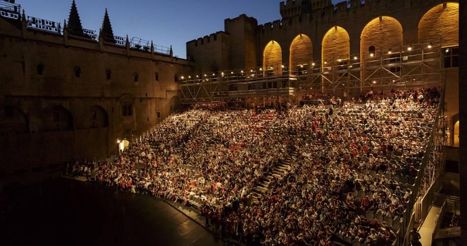75e Festival d'Avignon@©Théo Mercier / Festival d'Avignon