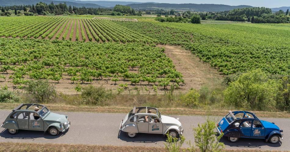 Oh my Deuche, location 2cv - balades en Provence@Oh my Deuche, location 2cv