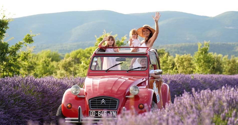 Oh my Deuche, location 2cv - balades en Provence@Stéphane Kocyla