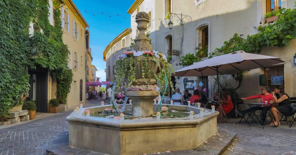 Visite guidée «Venasque, un village perché et son baptistère»@Ventoux Provence