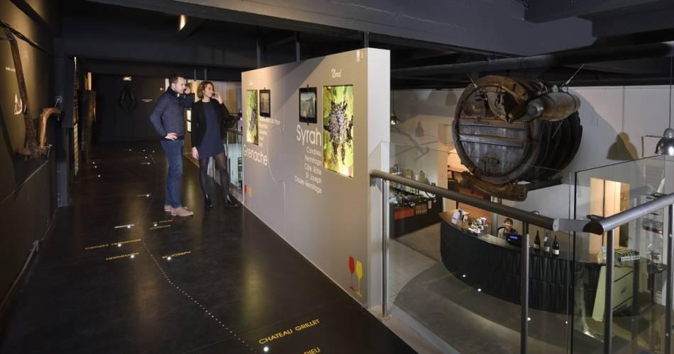 Visite Guidée du Musée & Dégustation Prestige@©fabriceleseigneur