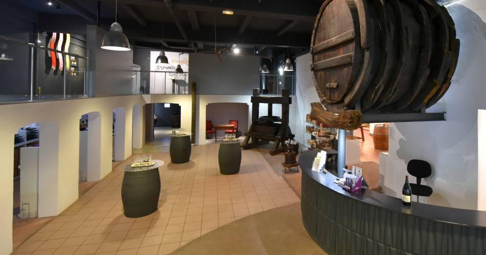 Tour of the wine cellar and prestige tasting@Maison Brotte